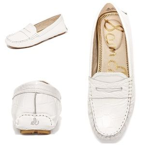 NEW Sam Edelman filly driver loafers
